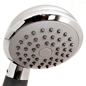 spirit hand-held shower heads face